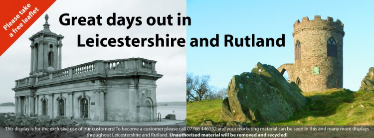 Great Days Out In Leicestershire & Rutland 2010